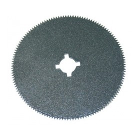 Lame de scie résine/platre  Diam. 50 mm COMED scie 250 W