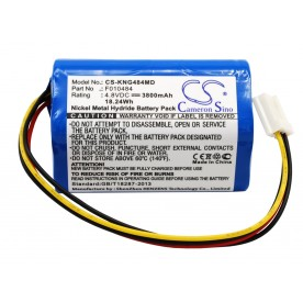 Batterie 4.8V 3.8Ah KANGAROO E-PUMP *