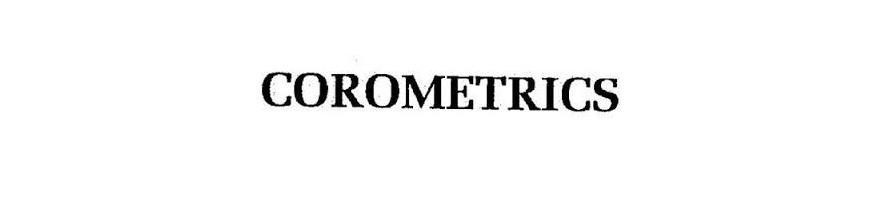 COROMETRICS / GE HEALTHCARE