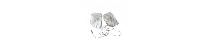 accessoire de defibrillateur