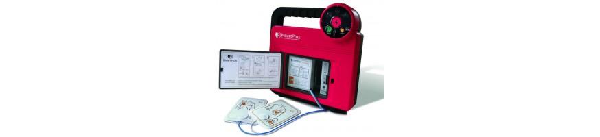 Défibrillateur et accessoires