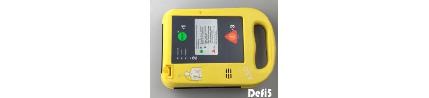 Defibrillateur Entièrement Automatique - DEA