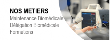 Métiers de BIOMESNIL MEDICAL